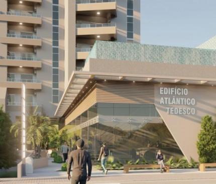 Edifício  Pré Lançamento - Edifício Atlântico Tedesco